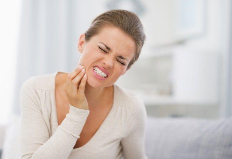 Sensibilidade clareamento dental