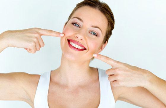 Lente de Contato Dental Estetica