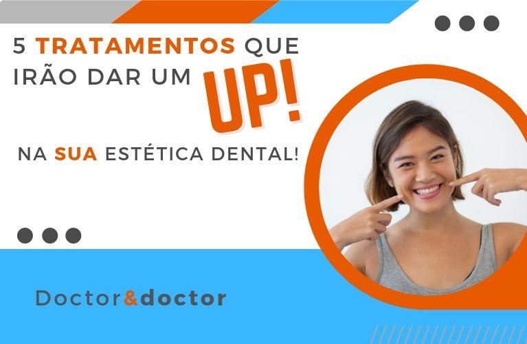 Técnicas de Estética Dental | 5 formas de dar um UP no seu SORRISO!